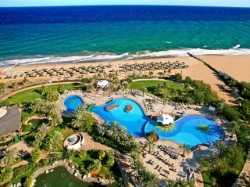 Le Meridien Al Aqah Beach Resort *****
